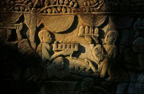Angkor historical site
