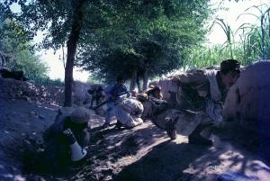 Afghanistan Ambush near Jalalabad 1981