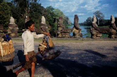 Angkor historical site