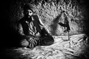 Mujahedeen fighter in the Kandahar region (1989)