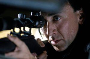 Nicolas Cage on the set of Bangkok Dangerous