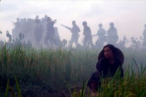 Filming Heaven & Earth in Southern Thailand (Oliver Stone movie)