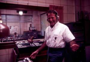 Robin William on the filming of Good morning Vietnam