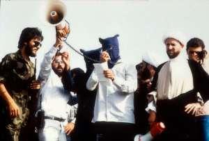 Hezbulah terrorist in Beirut (1985)