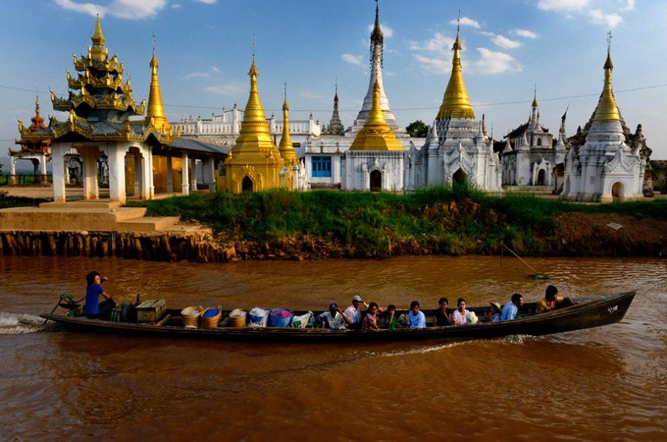 Inle Lake/Burma