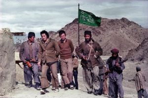 Soviet Prisoners in Southern Afghanistan 1981