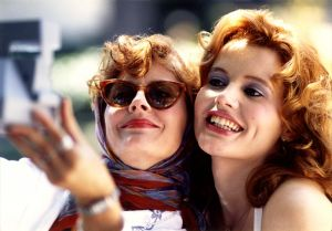 Thelma & Louise, the image that we all remember