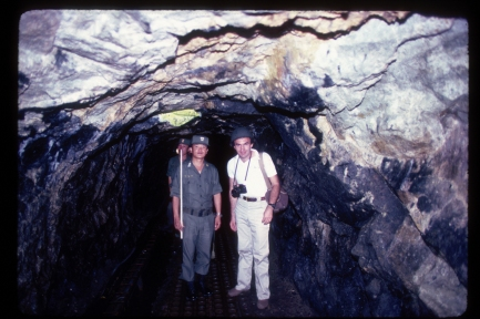 Under the DMZ between South & South Korea (1980)