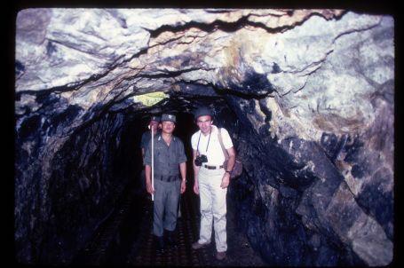 Under the DMZ between South & South Korea (1980)