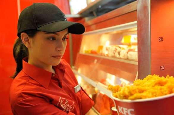 KFC shoot Bangkok 2010