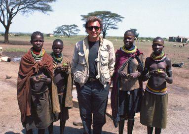 Trip in Karamodja (Uganda) 1986