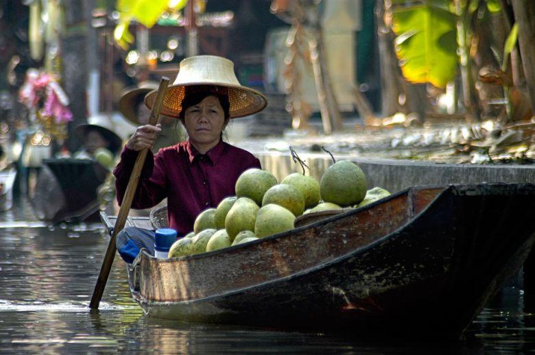 Bangkok's klong life