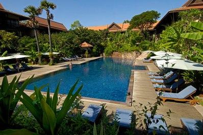 Victoria Hotel in Siem Reap