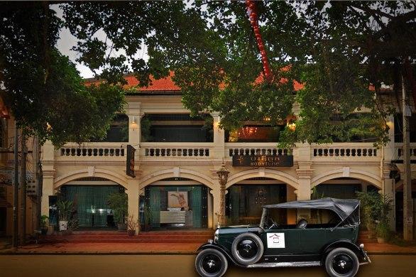 Bodytune Spa in Siem Reap