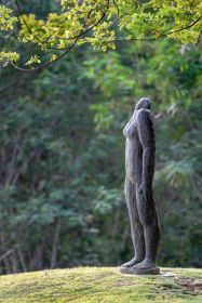 Art pieces in the Khao Yai property