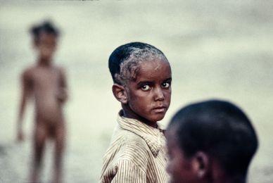 Boy in Mali
