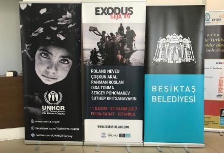 The Exodus-DejaVu exhibition