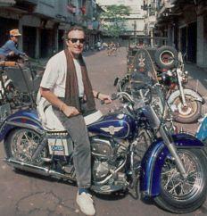 In Saigon, Vietnam