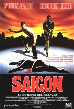 Off Limits-Saigon poster