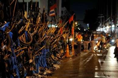 Bangkok Red Shirts Protest