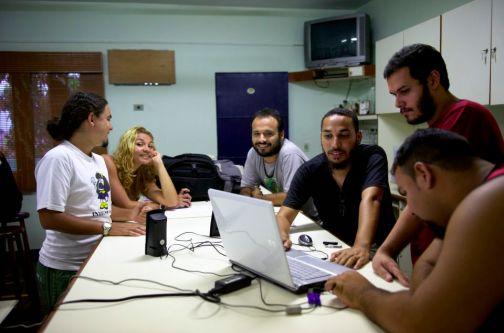 StopTB workshop in Rio de Janeiro on March 2009