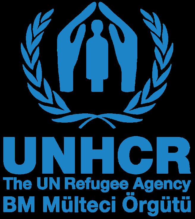 UNHCR logo vertical eng-tr