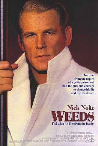 Weeds film poster